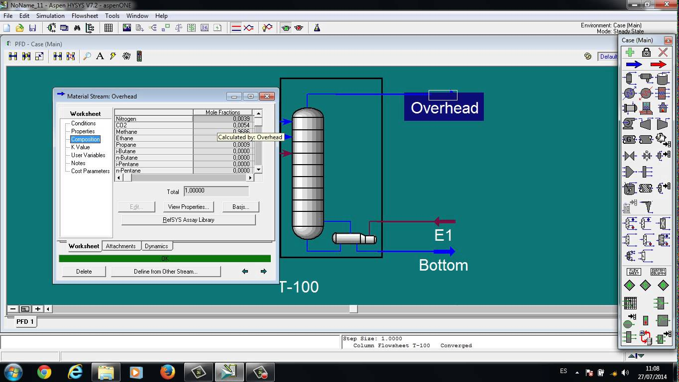 Process-Simulation